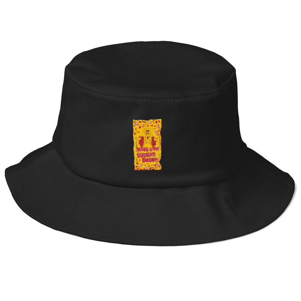 Yes Daddy - Old School Bucket Hat
