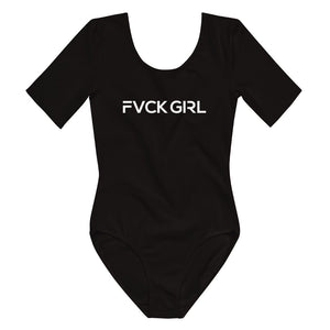 Fuck Girl - Short Sleeve Bodysuit