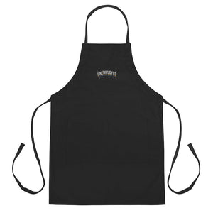 Unemployed - Embroidered Apron