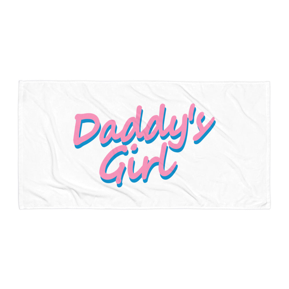 Daddy's Girl - Towel