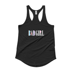 Bad Girl - Ladies' Tank Top