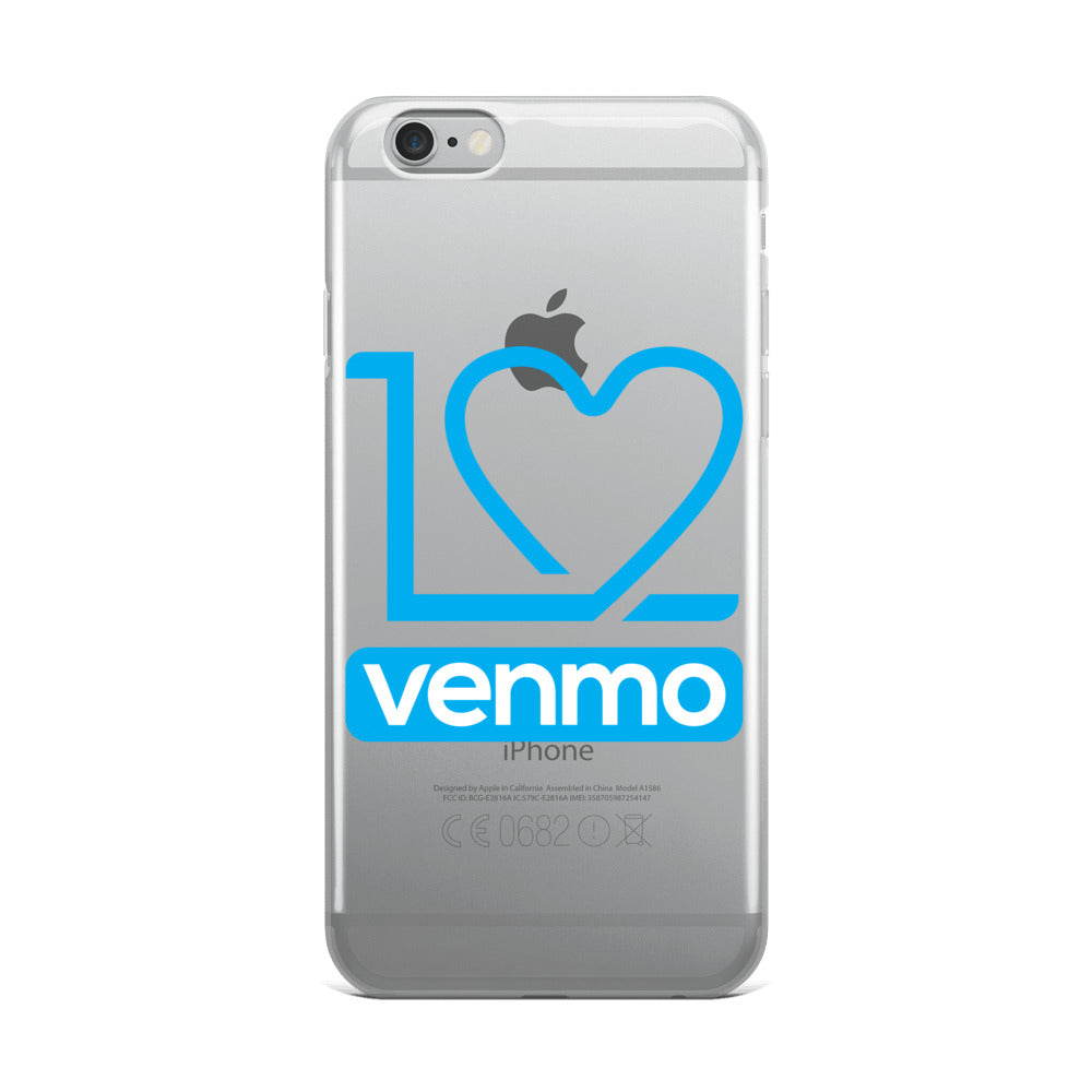 I Love Venmo - iPhone Case