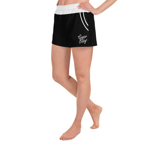 Sugar Baby - Women's Athletic Shorts