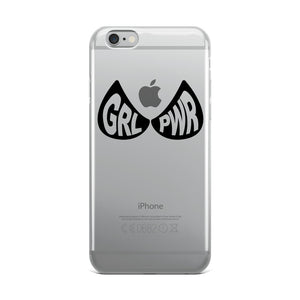 GRL PWR - iPhone Case