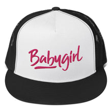 Load image into Gallery viewer, Baby Girl - Trucker Cap