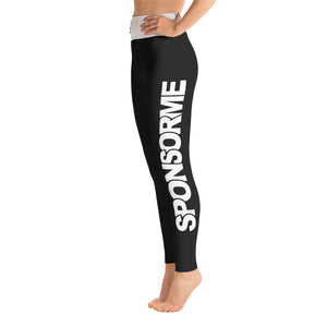 Sponsor Me - Yoga Leggings