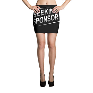 Seeking Sponsor - Mini Skirt