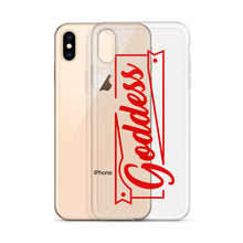 Load image into Gallery viewer, Goddess - iPhone Case