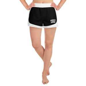 Pussy Power - Women's Athletic Shorts