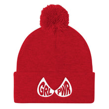 Load image into Gallery viewer, GRL PWR - Knit Beanie