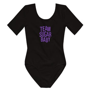 Team Sugar Baby - Short Sleeve Bodysuit