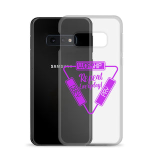 Worship Pay Obey - Samsung Case