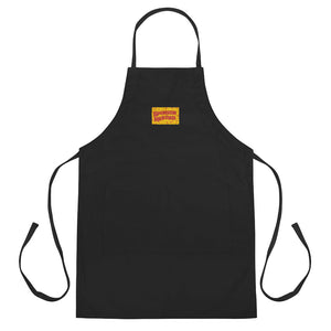 Sponsor Needed - Embroidered Apron