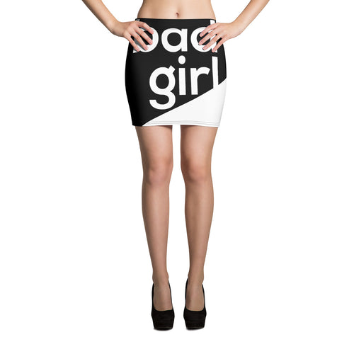 Bad Girl - Mini Skirt
