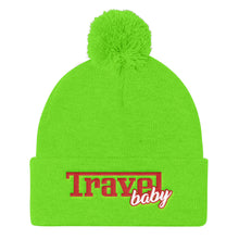 Load image into Gallery viewer, Travel Baby - Knit Beanie