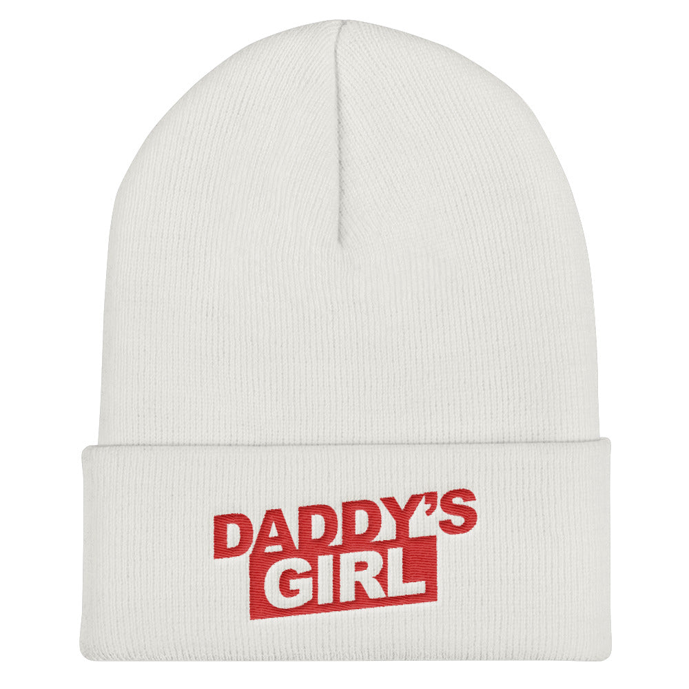 Daddy's Girl - Cuffed Beanie