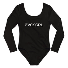 Load image into Gallery viewer, Fuck Girl - Long Sleeve Bodysuit