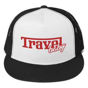 Travel Baby - Trucker Cap