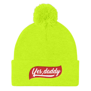 Yes, Daddy - Knit Beanie