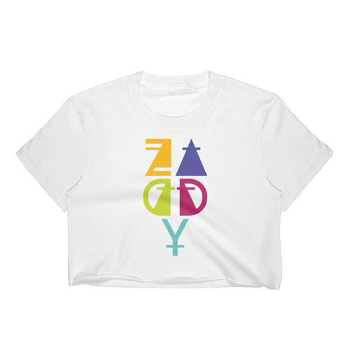 Zaddy - Women's Crop Top