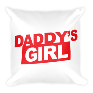 Daddy's Girl - Throw Pillow