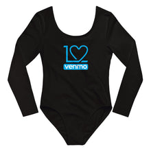 Load image into Gallery viewer, I Love Venmo - Long Sleeve Bodysuit