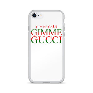 Gimme Gucci - iPhone Case