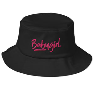 Baby Girl - Bucket Hat