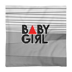 Baby Girl - Pillow Case only