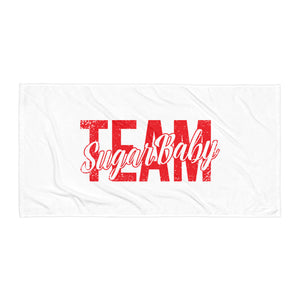 Team Sugar Baby - Towel
