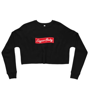 Sugar Baby - Crop Sweatshirt