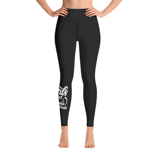 Girls Just Wanna Have Funds - Yoga Leggings