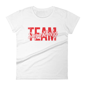 Team Sugar Baby - Women's short sleeve t-shirt