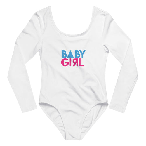 Baby Girl - Long Sleeve Bodysuit