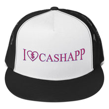 Load image into Gallery viewer, I Love Cash App - Trucker Cap