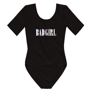 Bad Girl - Short Sleeve Bodysuit