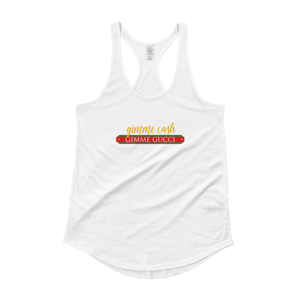 Gimme Gucci - Ladies' Tank Top