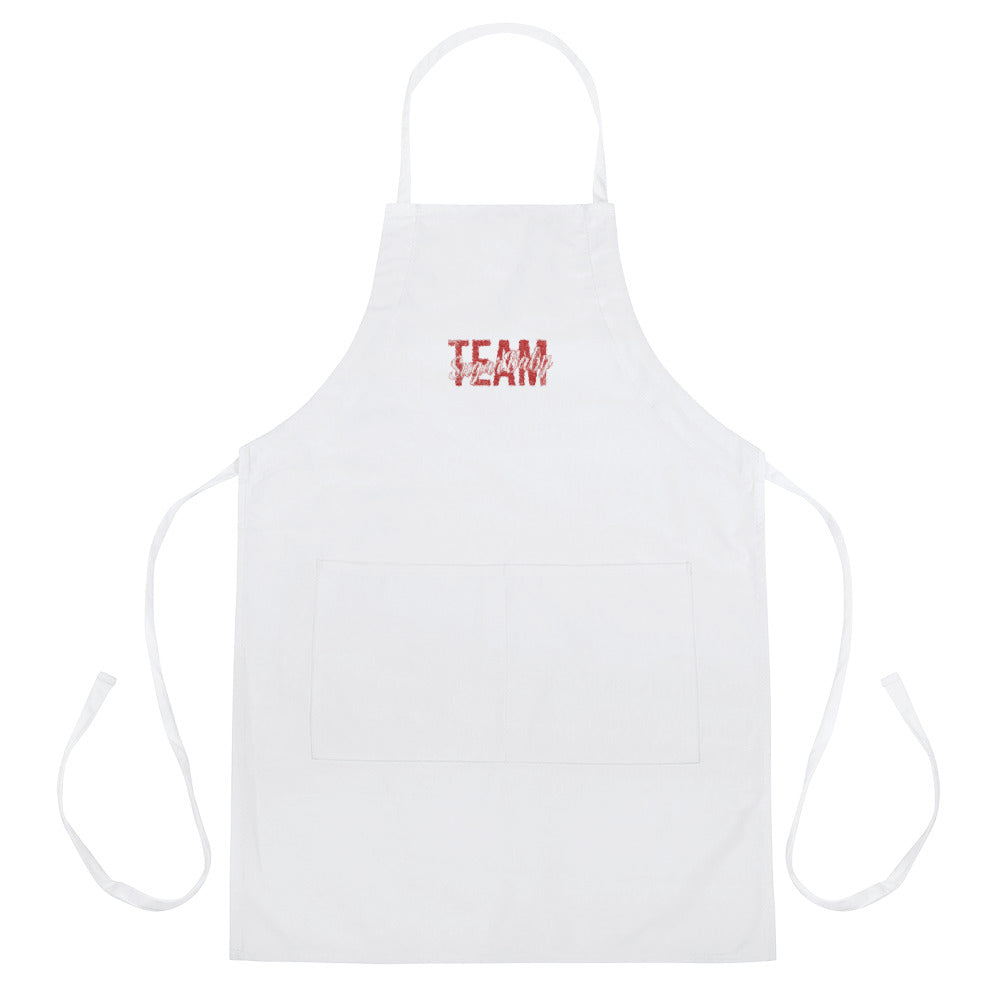 Team Sugar Baby - Embroidered Apron