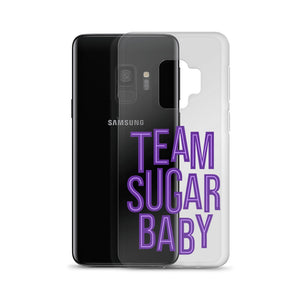 Team Sugar Baby - Samsung Case