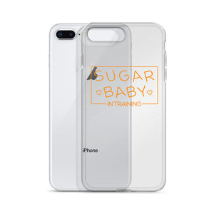 Sugar Baby In Training - iPhone Case