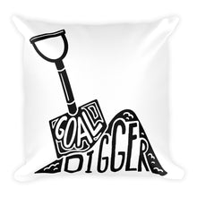 Load image into Gallery viewer, Goal Digger - Throw Pillow