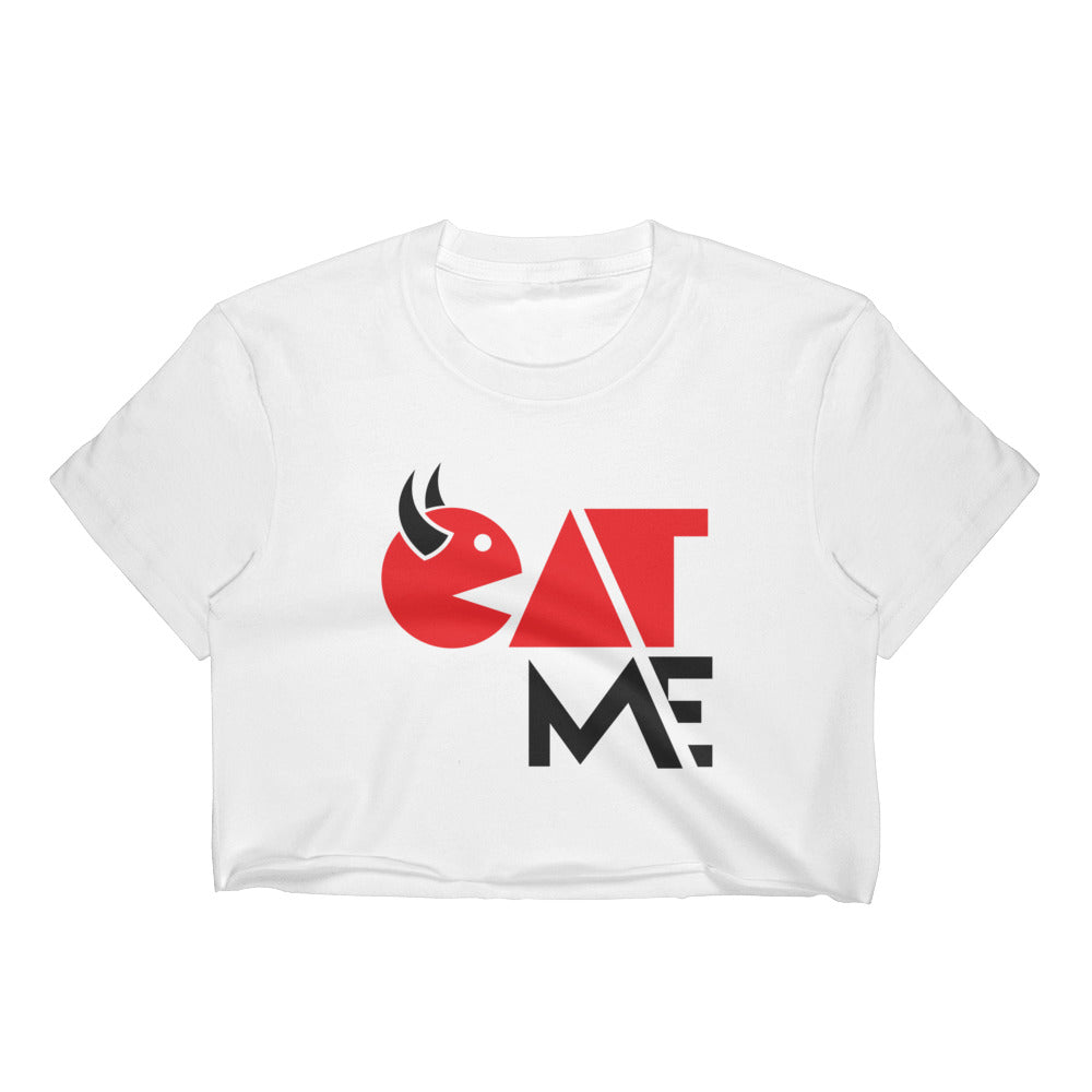 Eat Me - Women's Crop Top