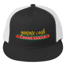 Load image into Gallery viewer, Gimme Gucci - Trucker Cap