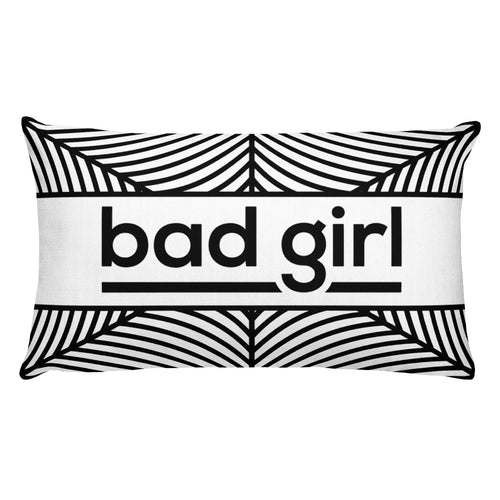Bad Girl - Premium Pillow