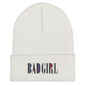 Bad Girl - Cuffed Beanie