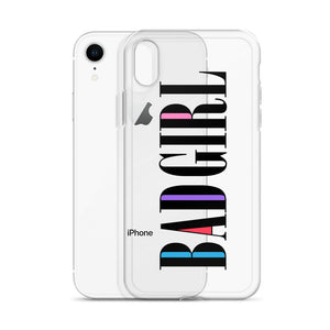 Bad Girl - iPhone Cell Phone Case
