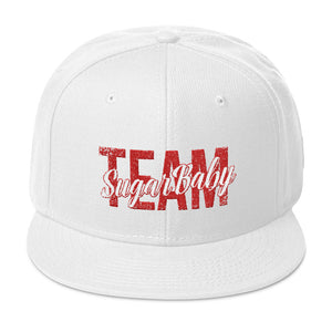 Team Sugar Baby - Snapback Hat
