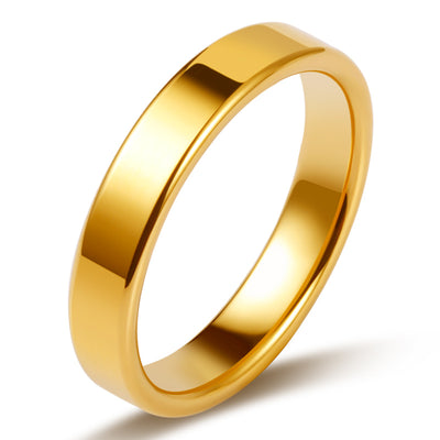 Affordable Men's Wedding Band Men's Ring Men's Wedding Ring Gold Ring for Men Wiley Hart