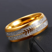Men's Wedding Band Men's Ring Men's Wedding Ring Gold Ring for Men Wiley Hart