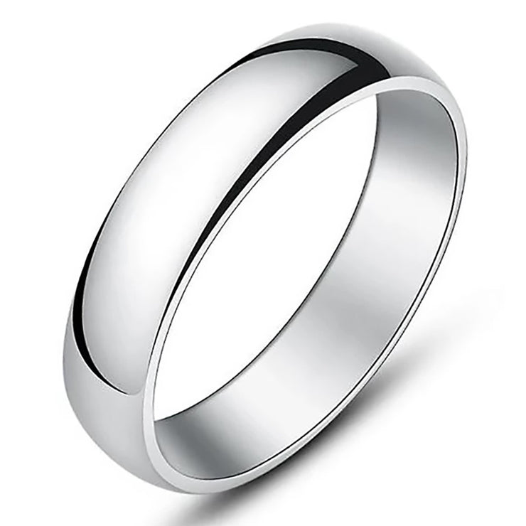 Wiley Hart Men's Wedding Band Mens Ring Mens Wedding Ring for men Simple and Classic in Gold or Silver